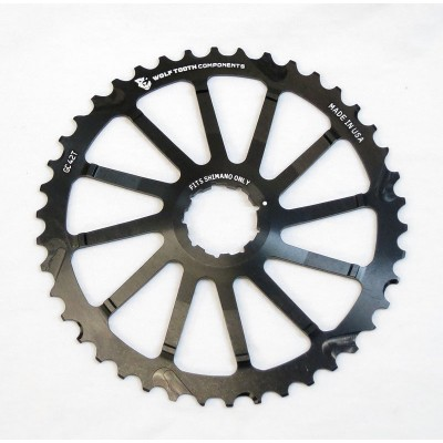 WOLF TOOTH COMPONENTS Pignon 42 T Shimano