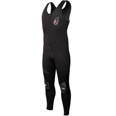 AQUADESIGN Long john ZIP