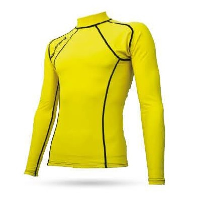 AQUADESIGN Rashguard Amarillo