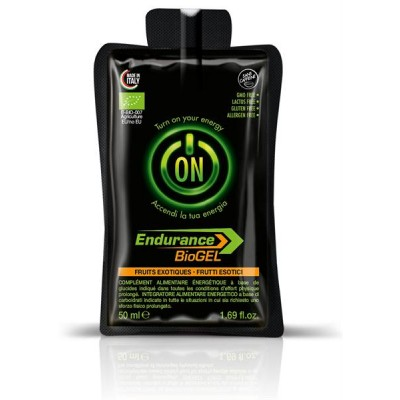 ON ENERGY gel Bio 50 ml exotique