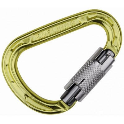 EDELRID Mousqueton HMS Strike Twist Lock
