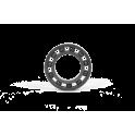 Jeu de pédalier BB86/92 axe de 30 roulements céramique
