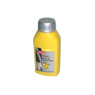 HOPE Flacon 250 ml DOT 5.1 pour freinages hydrauliques.